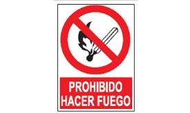 Señales de prohibiciones