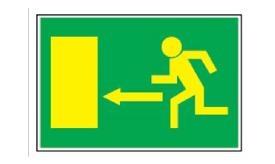 Señales vías de evacuación