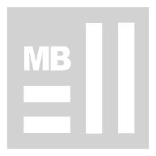 TABLON ANUNCIOS BTV DISEÑO V2 46X67 EFECTO MADERA OSCURA